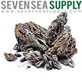 4LBS - Ohko Dragon Stone Rock - Aquarium Tropical Fish Plant Shrimp Driftwood Photo, new 2020, best price $18.00 review