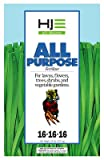 Howard Johnson 100507690 All Purpose Fertilizer 16-16-16 20lb, 20 lb, Brown/A Photo, new 2020, best price $12.99 review