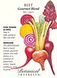 Gourmet Blend Beet Seeds - 3 grams - Botanical Interests Photo, new 2020, best price $2.69 review