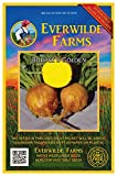 Everwilde Farms - 250 Burpee's Golden Beet Seeds - Gold Vault Jumbo Seed Packet Photo, new 2020, best price $2.50 review