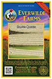 Everwilde Farms - 100 Silver Queen Hybrid Sweet Corn Seeds - Gold Vault Jumbo Seed Packet Photo, new 2020, best price $3.00 review