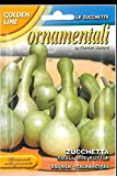 franchi Seeds Ornamental Squash Mini Bottle Small courgette Seeds Photo, new 2020, best price $9.99 review