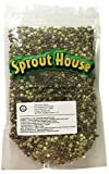 The Sprout House Certified Organic Non-gmo Sprouting Seeds Holly's Mix - Mung, Adzuki, Green Pea, Red Lentil, French Lentil, Green Lentil 1 Pound Photo, new 2020, best price $14.30 review