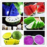 2017 Watermelon seeds 50pcs fruit vegetable seeds Garden Home plant Blue Yellow Green Watermelon Purple Photo, new 2020, best price $2.97 review