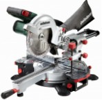 miter saw Metabo KGS 18 LTX 216 5.2Ah x2 Photo and description