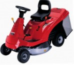 self-propelled lawn mower Honda HF 1211 HE Photo and description