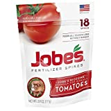Jobe's Tomato Fertilizer Spikes, 6-18-6 Time Release Fertilizer for All Tomato Plants, 18 Spikes per Resealable Waterproof Pouch Photo, new 2018, best price $4.19 review