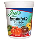 JR Peter's 51324 Jack's Classic 12-15-30 Tomato Feed, 1.5 lb. Photo, new 2018, best price $9.99 review