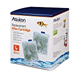 Aqueon QuietFlow Filter Cartridge, Large, 12-Pack Photo, new 2019, best price $39.99 review