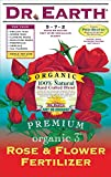 Dr. Earth 709 Organic 3 Rose & Flower Fertilizer, 12-Pound Photo, new 2018, best price $29.99 review