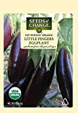 Seeds Of Change 07476 Little Fingers Eggplant Photo, new 2019, best price $7.14 review