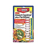 Bayer Advanced 701710 2-in-1 Insect Control Plus Fertilizer Plant Spikes, 10-Spikes Photo, new 2018, best price $7.99 review