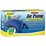 Whisper Air Pump, 100-Gallon Aquariums by Tetra Photo, new 2019, best price $27.94 review
