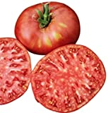 Organic Pink Ponderosa Heirloom Tomato Seeds - Large Tomato - One of The Most Delicious Tomatoes for Home Growing, Non GMO - Neonicotinoid-Free. Photo, new 2019, best price $9.99 review