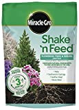 Miracle-Gro 3002410 Shake 'N Feed Flowering Trees and Shrubs Continuous Release Plant Food Photo, new 2018, best price $16.89 review