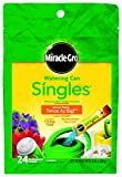 Miracle-Gro 1013203 Watering Can Singles All Purpose Water Soluble Plant Food, 24-8-16, 24-Pack Photo, new 2019, best price $16.76 review