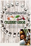 Culinary Collection Onion Vegetable Heirloom (Organic Non Gmo) 3,600 Seeds Upc 600188190502 (20 Onion Packets) Photo, new 2019, best price $8.79 review