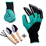 Garden Genie Gloves with Tools Photo, new 2018, best price $18.99 review