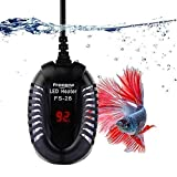 FREESEA Small Aquarium Betta Submersible Heater with LED Temperature Display (50-300Watt) Photo, new 2020, best price $23.80 review