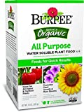 Burpee 99973 AP Organic All Purpose Water Soluble Plant Food, 10 oz Photo, new 2018, best price $9.99 review