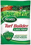 Scotts Turf Builder Lawn Food, 5,000-sq ft (Lawn Fertilizer) Photo, new 2018, best price $19.99 review