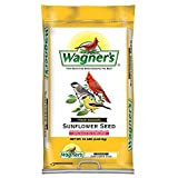 Wagner's 76025 Black Oil Sunflower Seed, 10-Pound Bag Photo, new 2019, best price $15.02 review