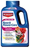 Bayer Advanced 701110A All in One Rose and Flower Care Granules, 4-Pound Photo, new 2018, best price $24.99 review