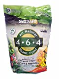 Sustane All Natural Flower and Vegetable Plant Food, 5-Pound Photo, new 2018, best price $16.73 review