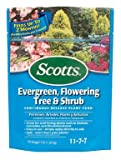 Scotts Continuous Release Evergreen Flowering Tree and Shrub Fertilizer, 3-Pound (Not Sold in Pinellas County, FL) Photo, new 2018, best price $4.69 review