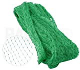 Vanitek 6-1/2 x 33 ft. Green Gentle Garden Netting/Row Cover/Screen | Protect Secure to Keep away Birds and Rodents from Fruit, Vegetable, Flowers and sensitive Plants, while allowing water and air in Photo, new 2018, best price $7.81 review