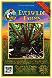 Everwilde Farms - 500 Sugar Beet Beet Seeds - Gold Vault Jumbo Seed Packet Photo, new 2019, best price $2.50 review