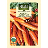 Seeds of Change Certified Organic Carrot, Garden - 700 milligrams, 400 Seeds Pack Photo, new 2018, best price $3.49 review