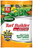Scotts 50250 Turf Builder Winter Guard Fall Weed and Feed Fertilizer Photo, new 2018, best price $44.35 review