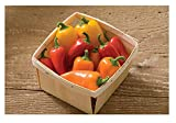 David's Garden Seeds Pepper Specialty Lunchbox Mix SL3515 (Multi) 25 Non-GMO, Organic Seeds Photo, new 2019, best price $10.95 review