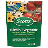 Scotts 1009001 All Purpose Flower and Vegetable Continuous Release Plant Food (6 Pack), 3 lb Photo, new 2018, best price $38.28 review