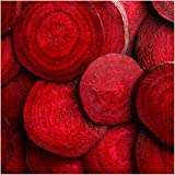 Package of 1,000 Seeds, Bull's Blood Beet (Beta vulgaris) Non-GMO Seeds By Seed Needs Photo, new 2018, best price $3.65 review