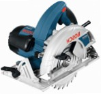 circular saw Bosch GKS 65 Photo and description